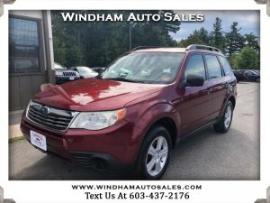 Used 2010 Subaru Forester 2.5XS
