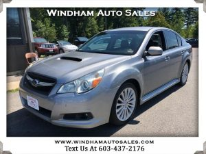 Used 2010 Subaru Legacy 2.5GT Limited