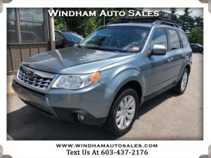 Used 2011 Subaru Forester 2.5X Limited