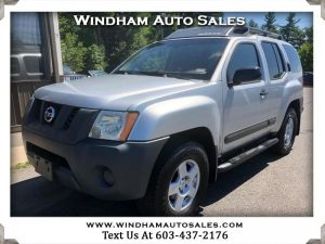 Used 2005 Nissan Xterra 4dr S