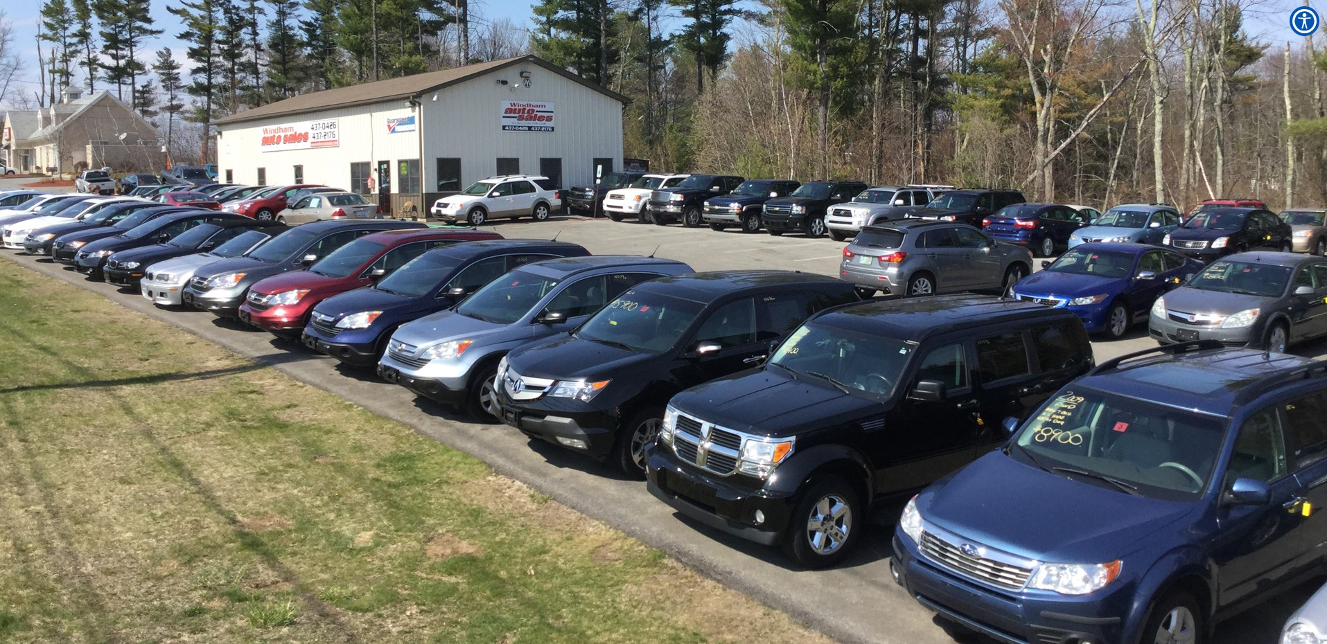 Windham Auto Sales dealership