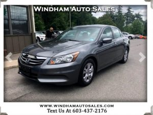 Used 2012 Honda Accord Sdn