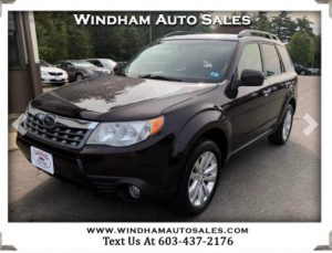 Used 2013 Subaru Forester 4dr Auto 2.5X