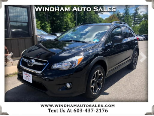 Used 2014 Subaru XV Crosstrek 2.0