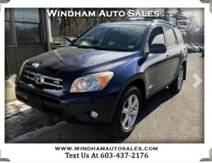 Used 2006 Toyota RAV4 4dr Limited